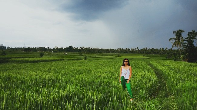 Зимно бягство в Бали