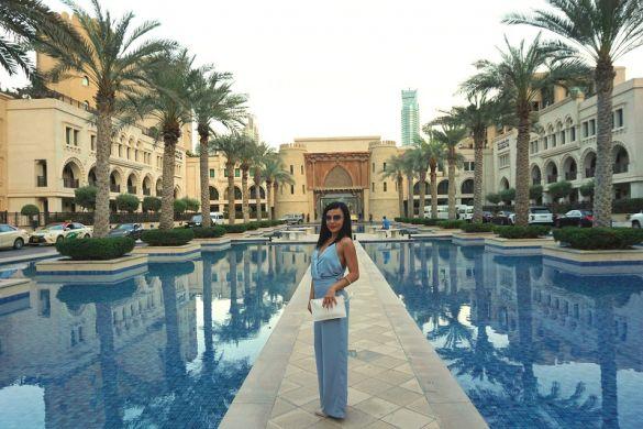 Dubai Kameliya Anastasova