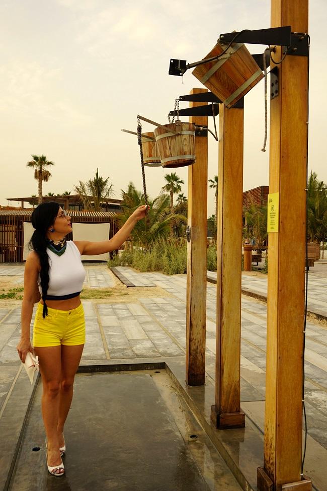 beach style outfit kameliya anastasova blogger